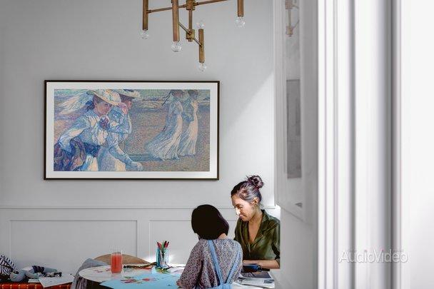 SAMSUNG пополнила коллекцию живописи