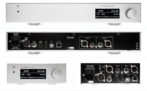 Новые аудиопроцессоры WEISS