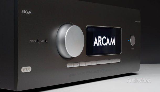 Новинки ARCAM для домашнего кино