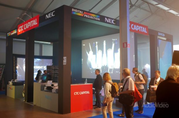 CTC CAPITAL — на выставке Prolight + Sound NAMM 2019.