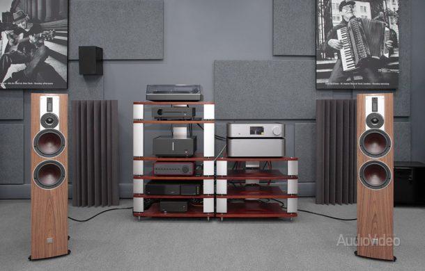 Система на компонентах Cambridge Audio Edge
