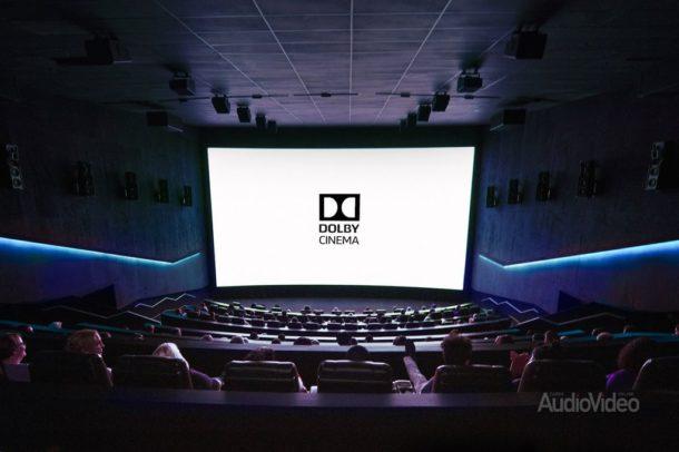 DOLBY покажет кино в России