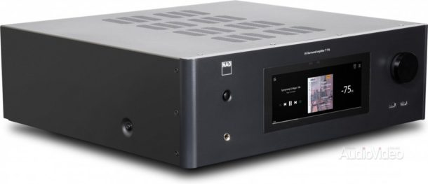 Референсный AV-ресивер NAD