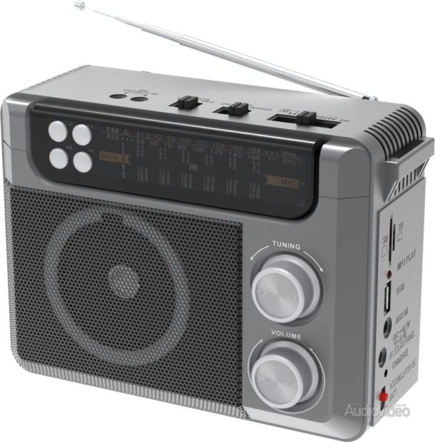 RITMIX для любителей радио