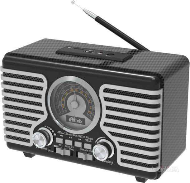 Радио RITMIX с Bluetooth