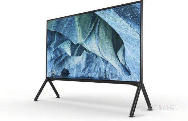 «Мастерские» телевизоры SONY