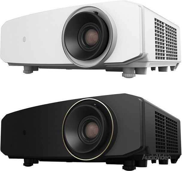 «Народный» лазерный проектор JVC