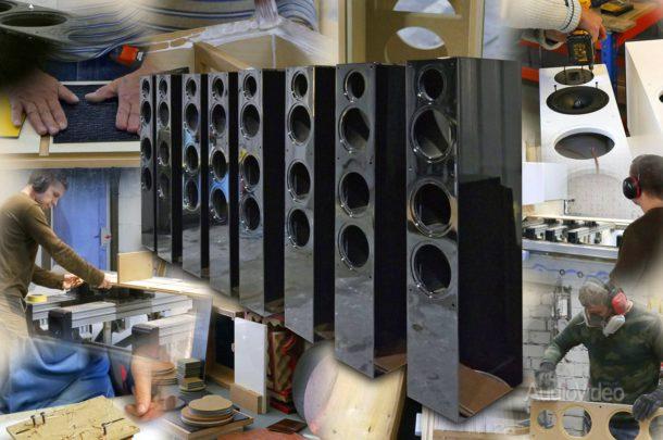 Репортаж с фабрики Arslab