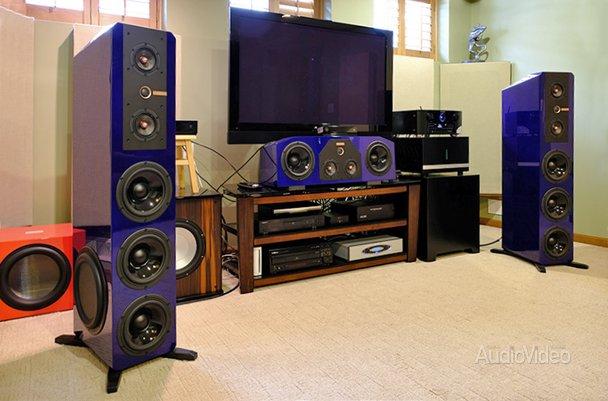 Система домашнего кинотеатра Starke Sound Halo Elite 5.1