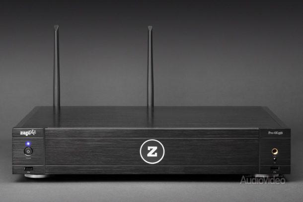 Медиаплеер Zappiti Pro 4K HDR