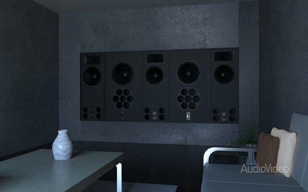 Звуковая стена от KLIPSCH
