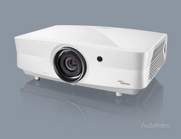 Еще один лазерный проектор OPTOMA