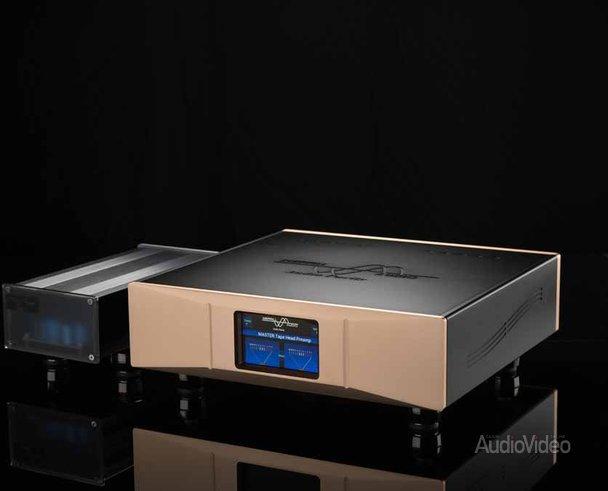 MERRILL AUDIO обновила усилитель для магнитофонов