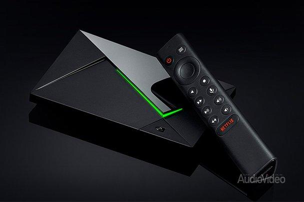 NVIDIA обновила ТВ-приставку