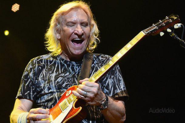 Джо Уолш — человек, который смеялся над рок-звездами