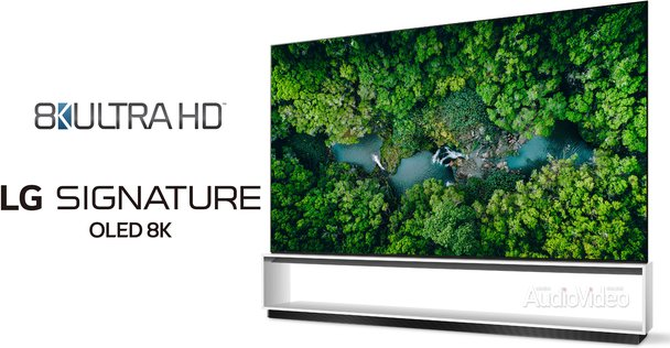 Телевизоры LG превзошли стандарт 8K Ultra HD