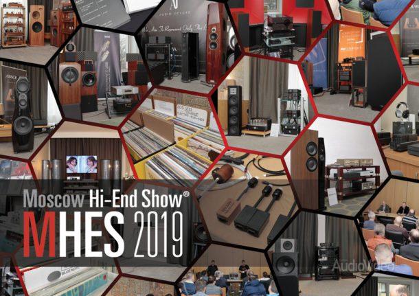 Репортаж с Moscow Hi-End Show 2019
