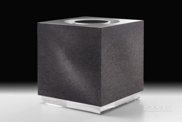 Сетевая беспроводная аудиосистема Naim Mu-so Qb 2