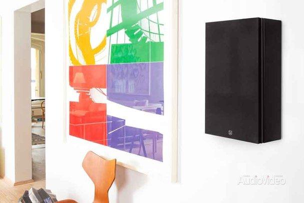 SYSTEM AUDIO: на стене и без проводов