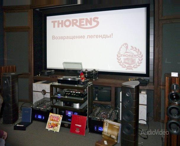 … а Thorens — в Ноте+