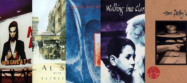 Пять альбомов из 1990-х