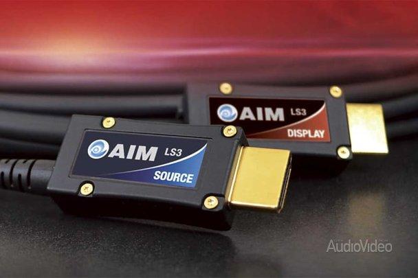 Оптический HDMI-кабель от AIM ELECTRONICS