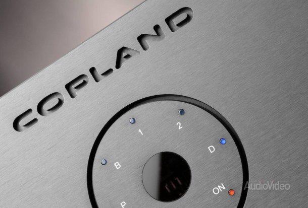 Интегральный усилитель Copland CSA100