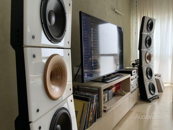 PureAudioProject открывает акустику