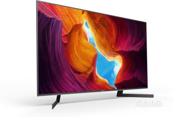 Новые большие телевизоры SONY