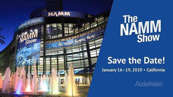 CHORD ELECTRONICS и PMC на выставке NAMM 2020