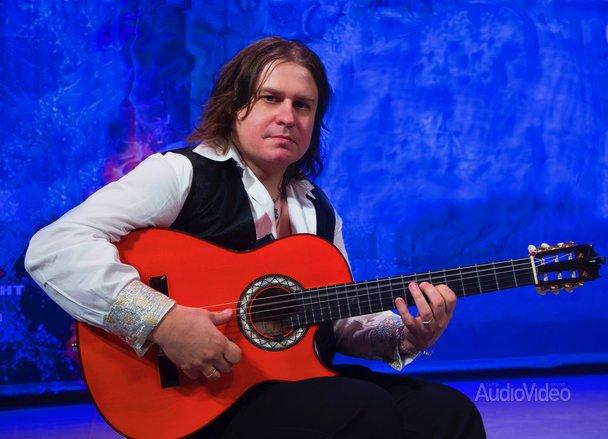 Очередная победа российского гитариста