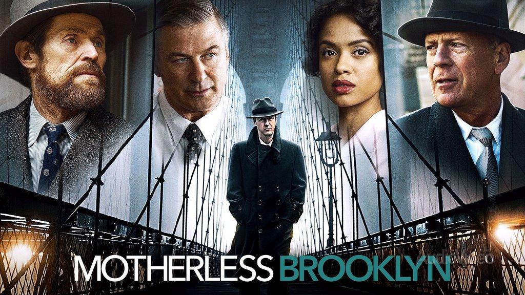Motherless Brooklyn – «Сиротский Бруклин»