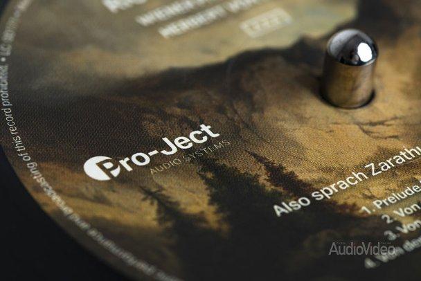 PRO-JECT AUDIO SYSTEMS издала на виниле Штрауса