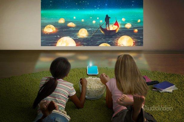 Новые проекторы VIEWSONIC для развлечений и работы