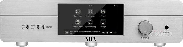 YBA соединила интегральник со стримером