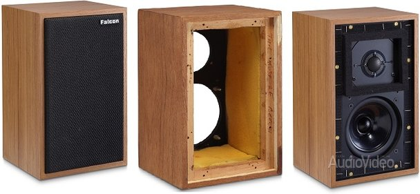 «Золотая табличка» и набор для сборки от FALCON ACOUSTICS