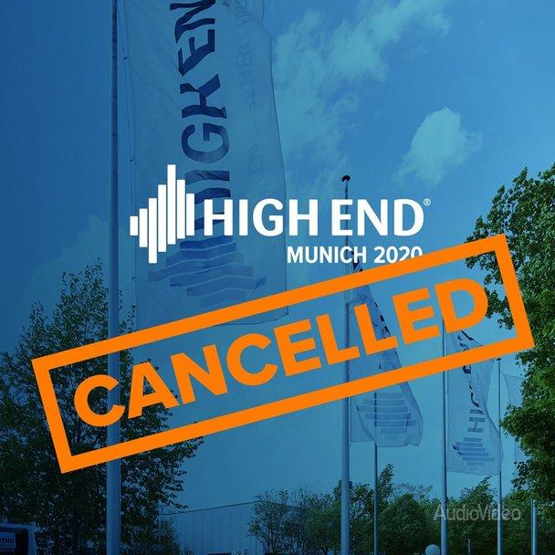 High End Show2020 отменено