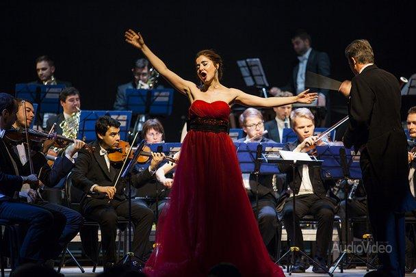 Звезда венской оперы Сэра Гош споёт в Москве