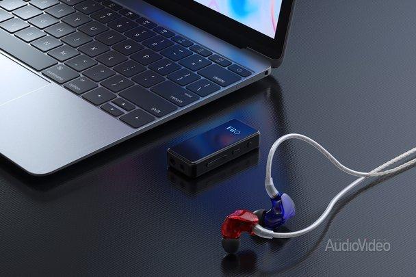 Балансный Bluetooth-ресивер FIIO