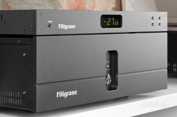 Усилитель мощности Filigrane FA700 Mk II