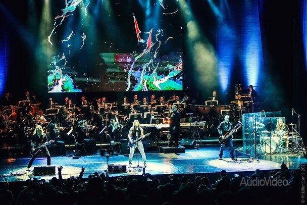 Симфоническая Metallica – в Москве