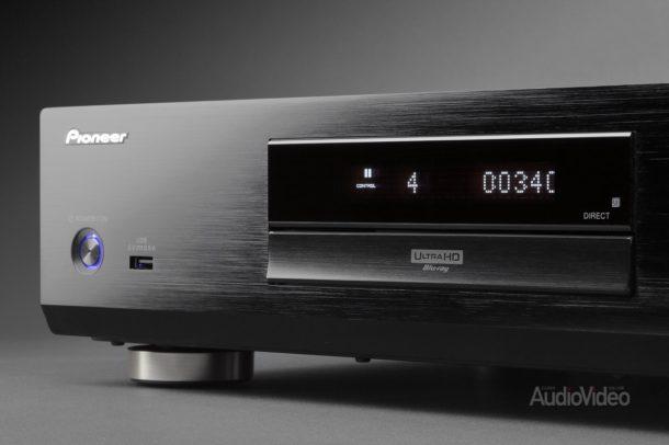 Медиаплеер Pioneer UDP-LX500