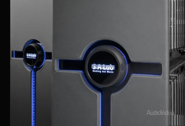 Комплект усилителей S.A.Lab Black Knight Reference
