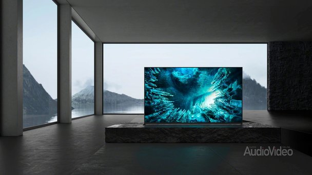 SONY показала телевизоры