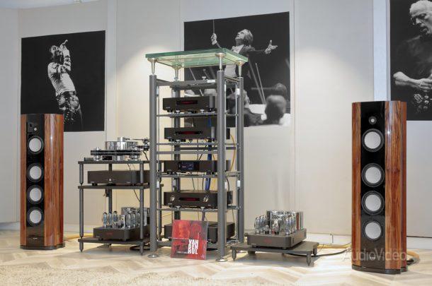 Система из компонентов Ayon Audio