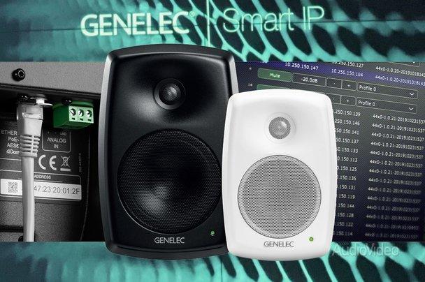 Активные сетевые мониторы GENELEC