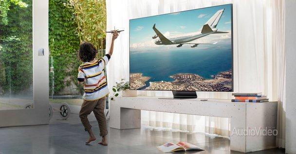Новые телевизоры SAMSUNG – уже в России