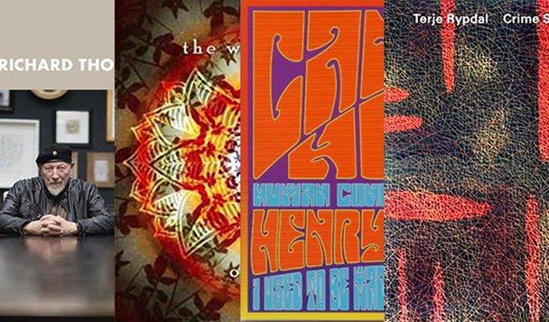 Четыре неочевидных альбома для странного времени