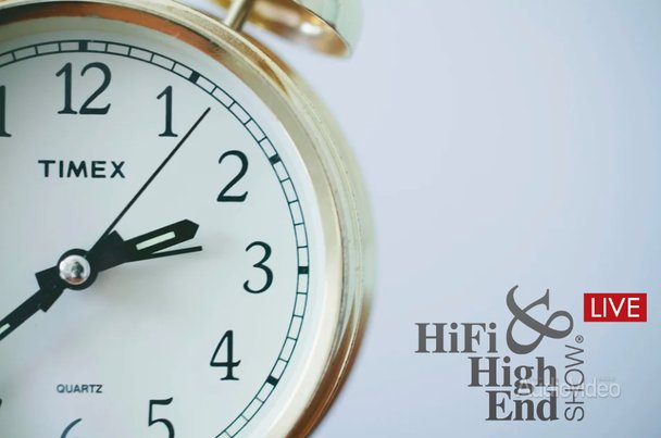 Hi-Fi & High End Show 2020: пара лайвов перед праздниками