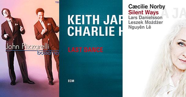 Три джазовых альбома из недавнего прошлого